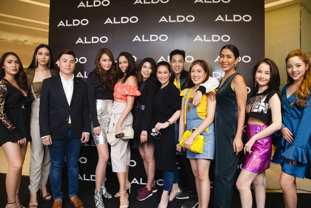 ALDO EMBRACES LIFE'S MOST DEFINING MOMENTS