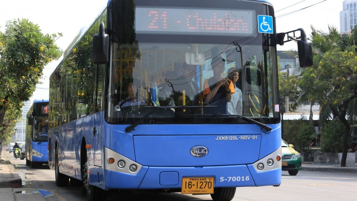 BMTA to increase fares on NGV buses next month