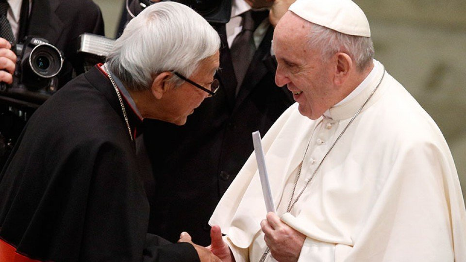 China says to push to improve Vatican ties after bishop deal