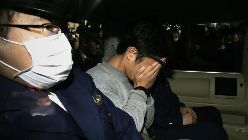 Japan's 'Twitter killer' charged with nine counts of murder