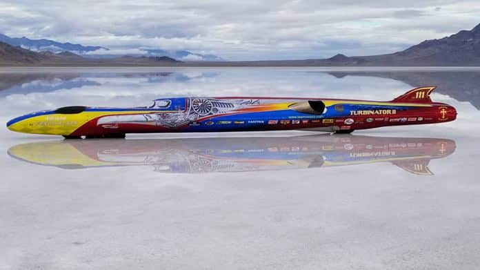 500 MPH wheel-driven record attempt