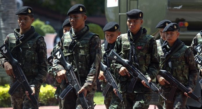 ALL foreigners to be tracked and monitored by Thai military