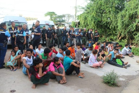 One thousand foreigners rounded up in Thailand. Crackdown part of government's 'xray' operation aimed to find those who overstay
