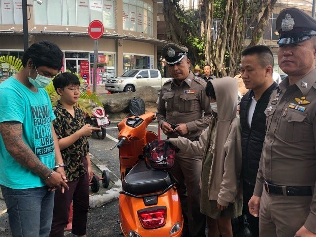 Pattaya Police Chief warns criminals: If you are a criminal in Pattaya, we will catch you.