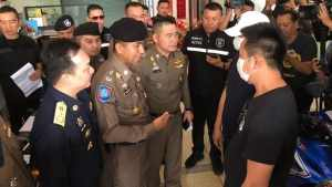 Police seize loan sharks' assets worth 70 million baht. Acting Immigration Police Bureau Chief, Pol Maj Gen Surachet Hakpal , says assets worth 70 million