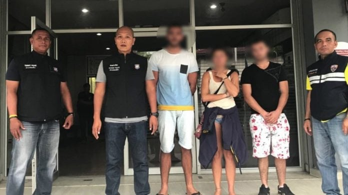 Three french tourists face years in Thai jail for making false robbery claim on Samui
