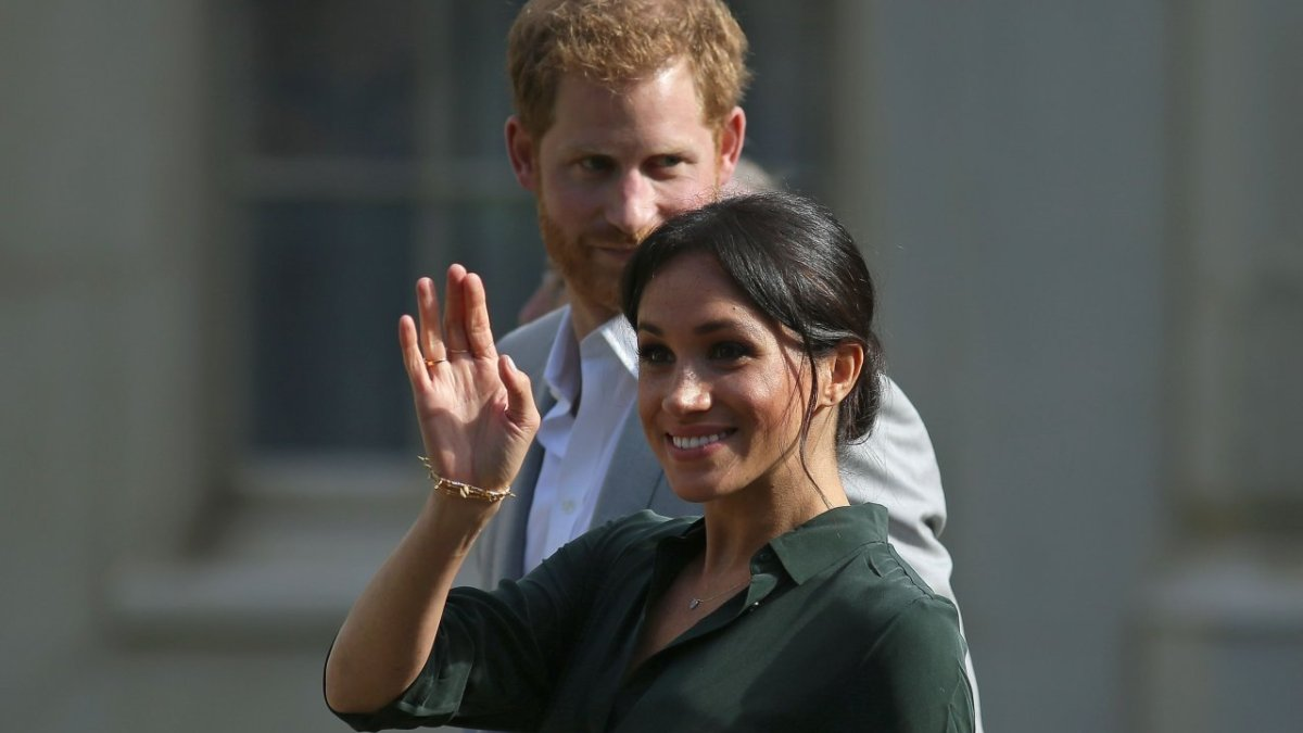 Urgent : Prince Harry and wife Meghan expecting a baby: official