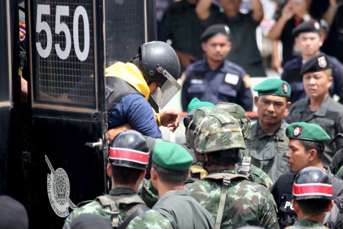Mass Murder in Thailand, killer ordered to pay compensation