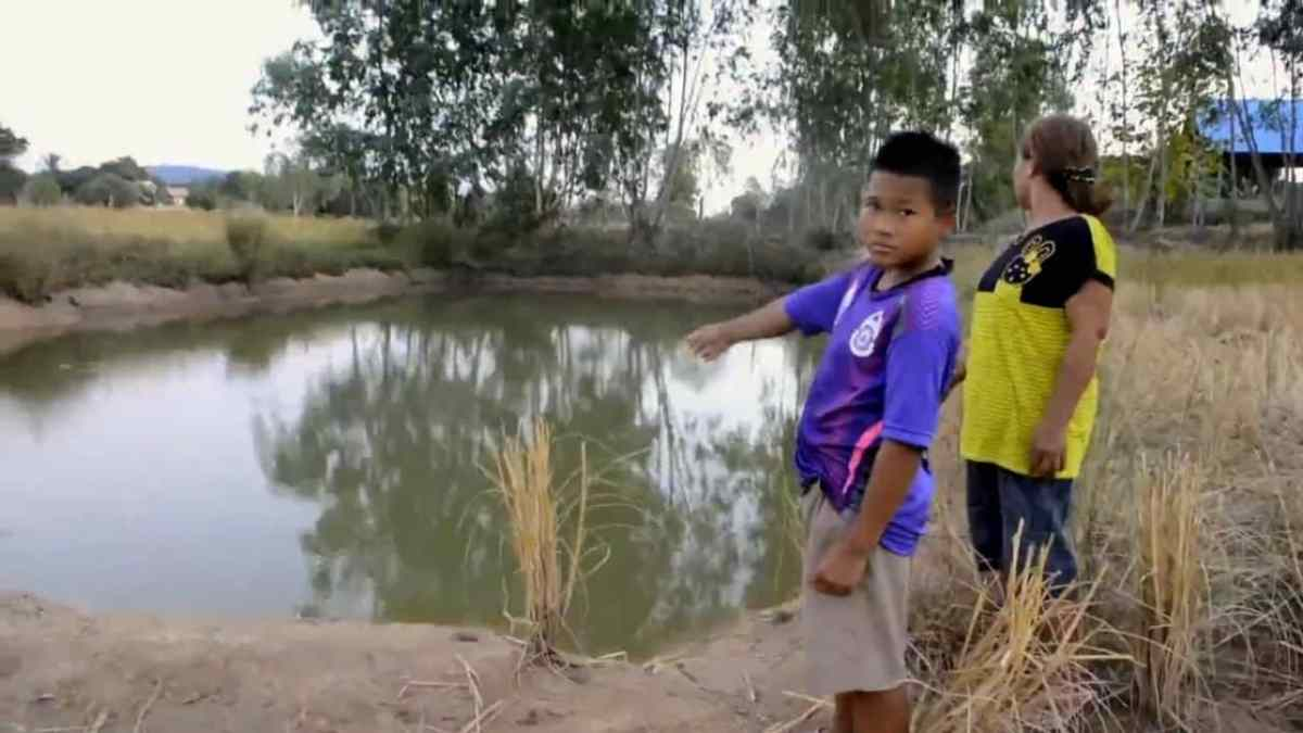 Two children drown after being left alone