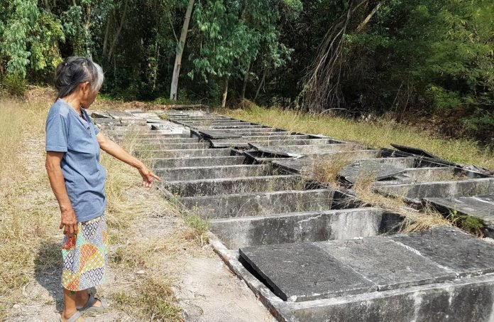 15 STILLBORNS FEARED STOLEN FROM RAYONG GRAVE FOR BLACK MAGIC