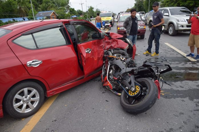 COMFORTABLY NUMB IN DEATH RACE THAILAND