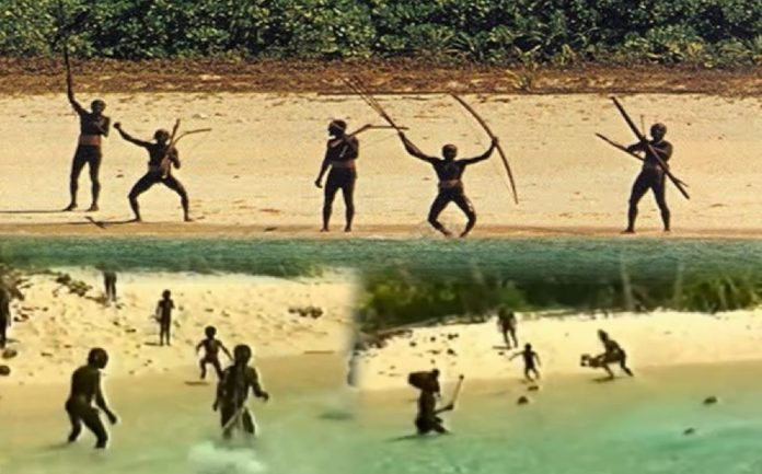 North Sentinel Island, the world's most uncivilized place
