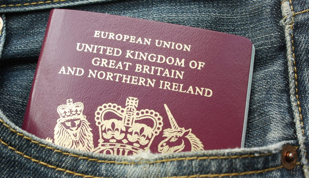 'European Union' removed from new UK passports on 30th March 2019
