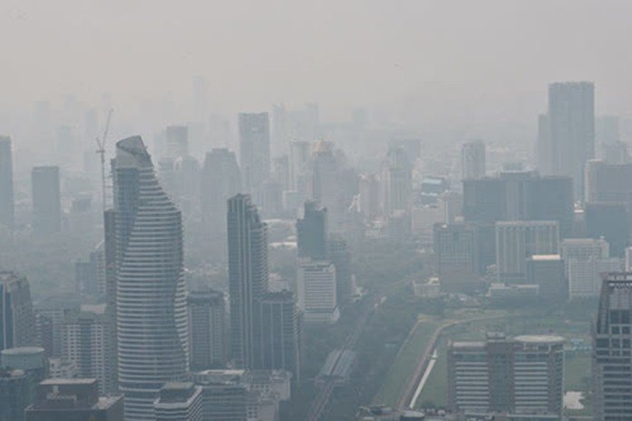 Environment ministry looks to tackle air pollution long term