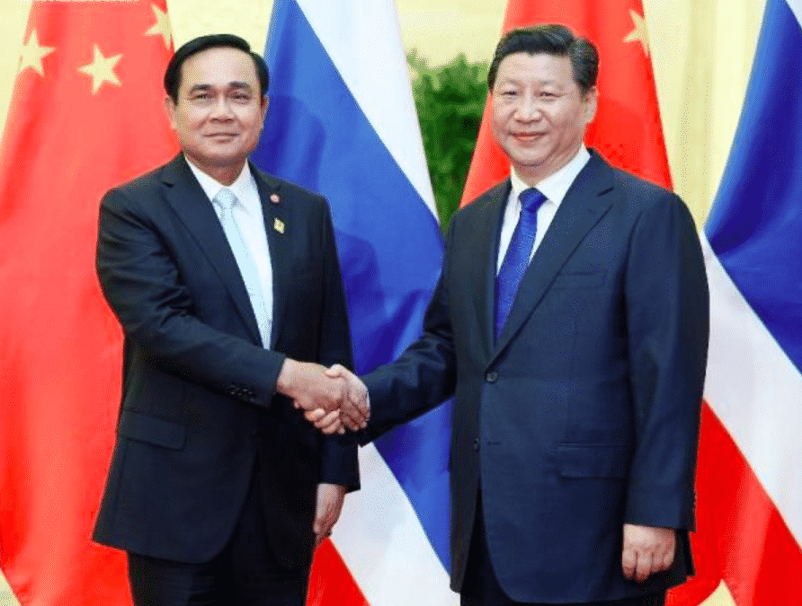 Will Thailands Elections Change The Thai-Chinese Relationship?