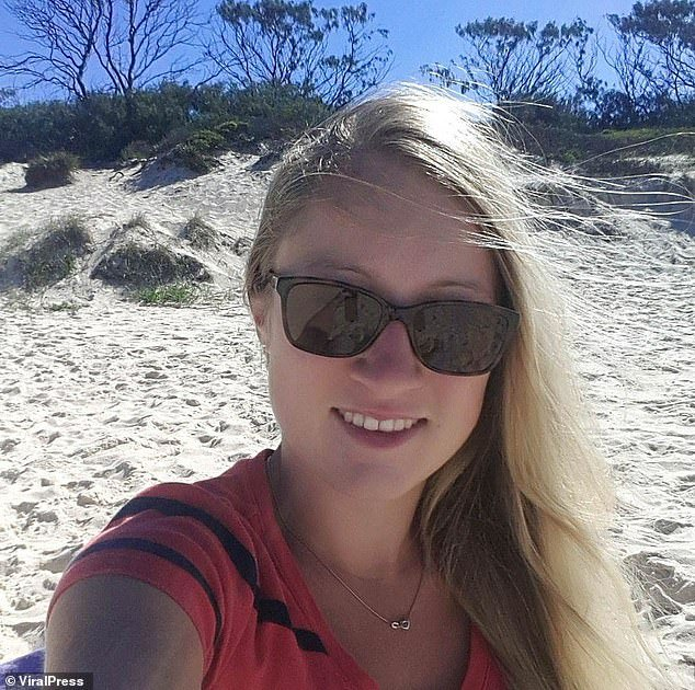 Man admits to raping and murdering German backpacker, 26 Man admits to raping and murdering German backpacker, 26, while 'high on meth' on