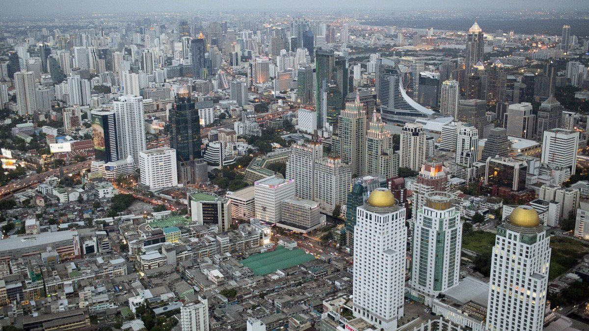 Chinese interest in Thai properties is skyrocketing