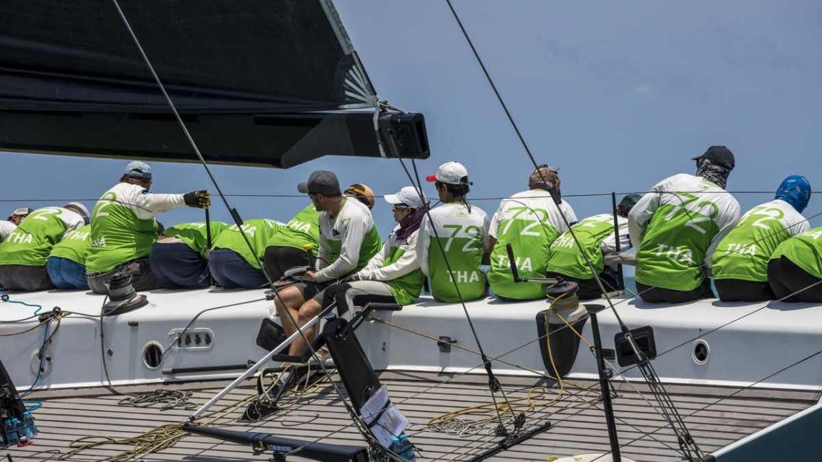 Strong final day closes out successful 2019 Top of the Gulf Regatta