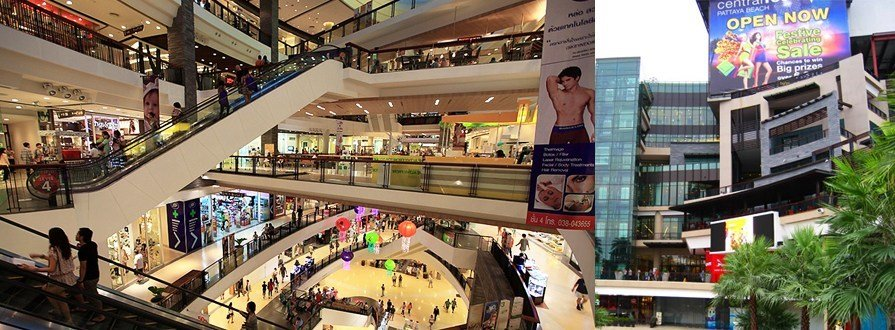 Death at Central festival Mall Pattaya. Reports just in, that a British man has committed suicide at Central Festival shopping mall.