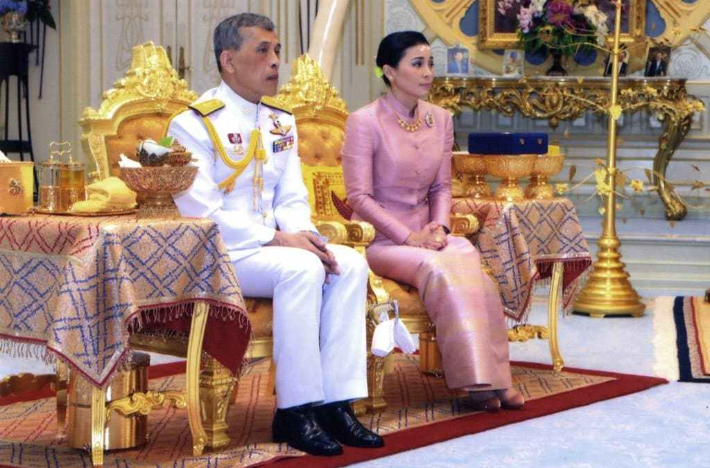 HM the King marries Gen. Suthida Vajiralongkorn Na Ayudhya, proclaims her Queen
