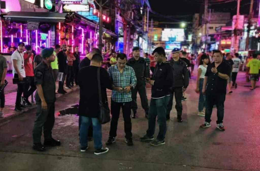 Suspect charged with murder after stabbing at Patong restaurant