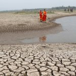 TWELVE Thai provinces affected by SEVERE water shortages. The Thai government has warned that TWELVE provinces are seriously at risk of drinking water