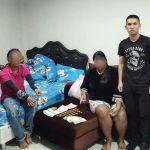 Three arrested for breaking into Irish expat's home in Chon Buri. Three suspects were arrested and charged with theft on Tuesday for breaking into an Irish