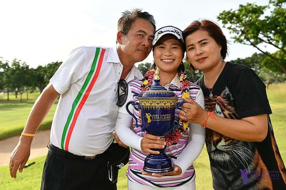 Kanyalak Is Ready To Defend Her LET Thailand Championship Crown