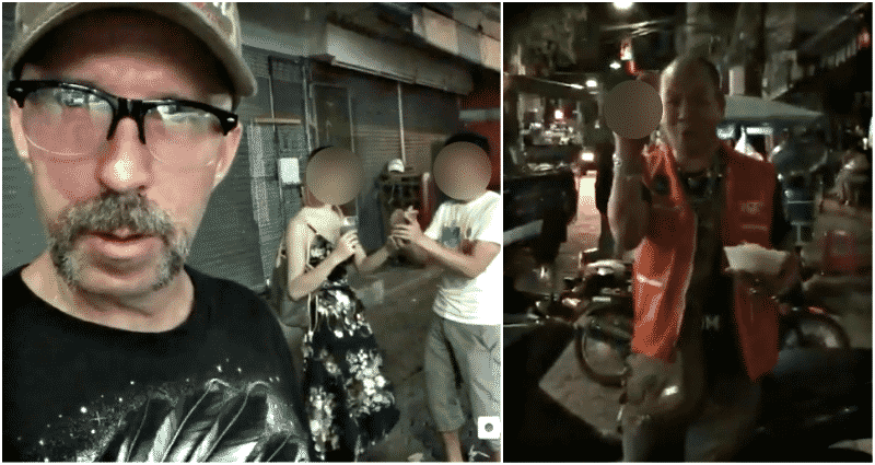 Video: Youtuber attacked in Pattaya after insulting locals