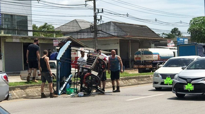 Fast and Furious 9 crew helps save man in motorbike accident