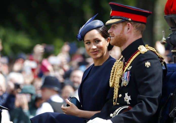 Prince Harry, Meghan's Home Renovations Cost Taxpayers m