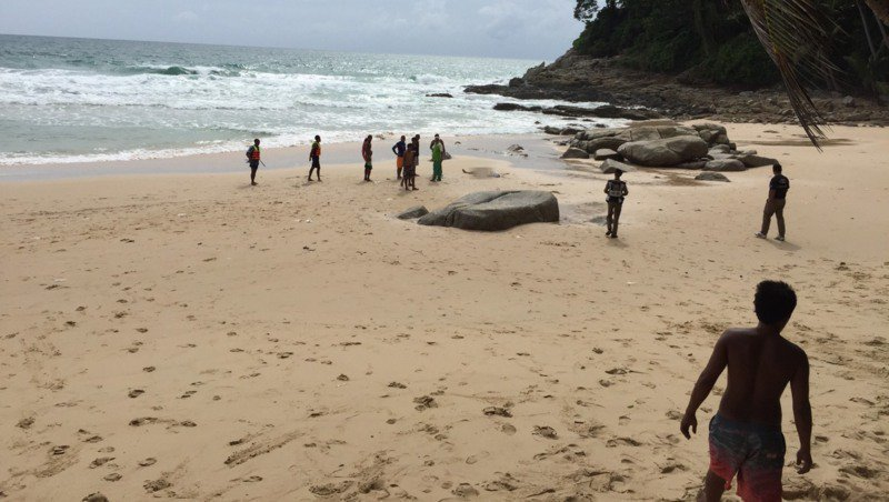 British tourist drowns at Phuket's Surin Beach