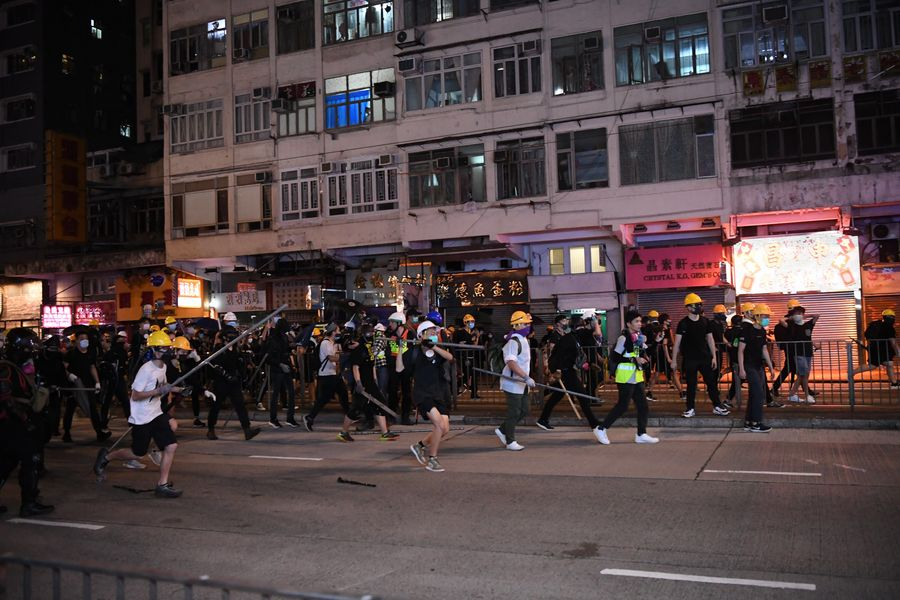 Are US Politicians Inflaming Tensions in Hong Kong?