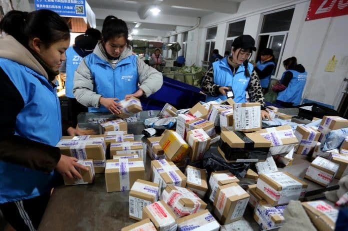 As E-Commerce Rises, China Opens First 'Courier College'