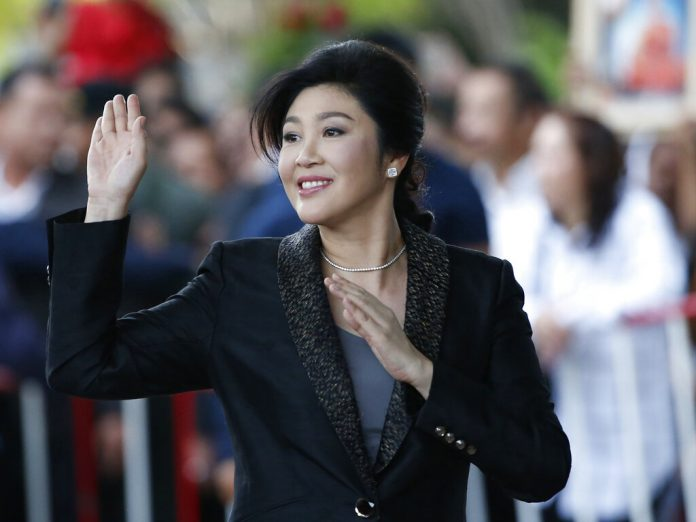 Yingluck Gets Serbian Citizenship