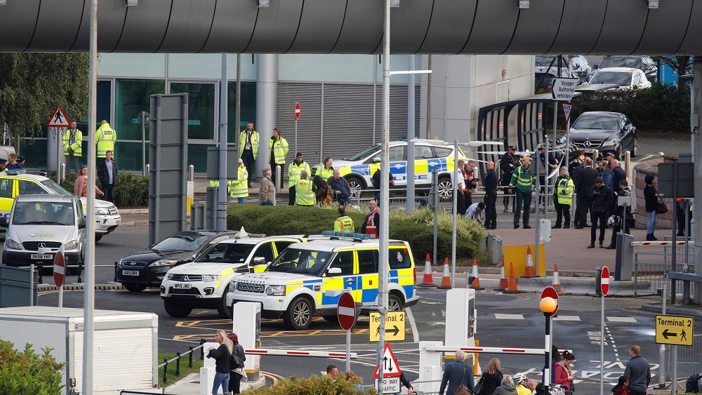 Bomb squad called in at Manchester Airport as station evacuated