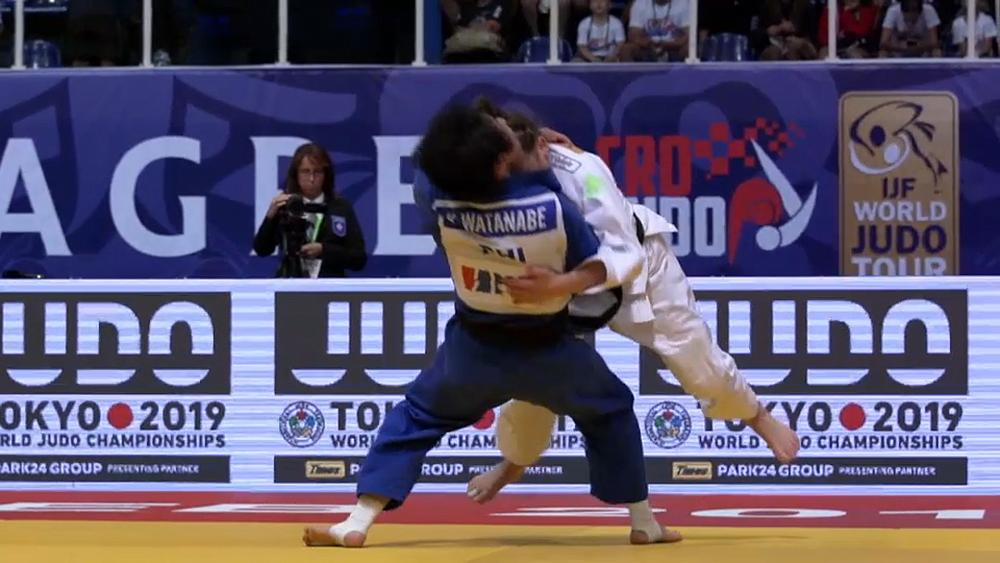 Great Britain's Gemma Howell strikes judo gold at Zagreb Grand Prix