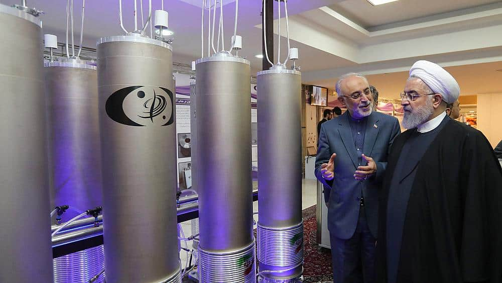 Iran breaches nuclear deal again, warns 'not much time left' to save it
