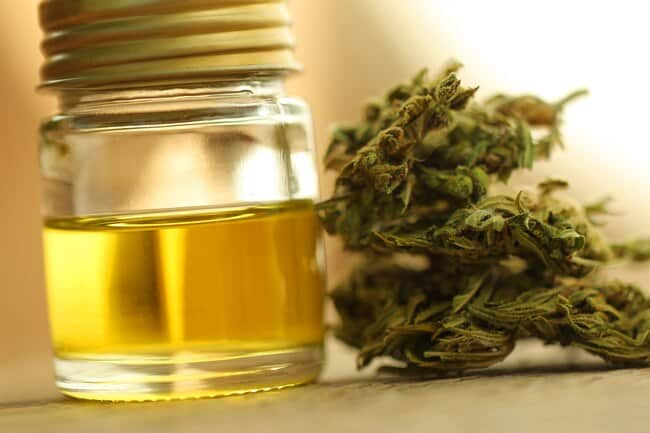 Police arrests couple after cancer patient dies from homemade CBD oil.