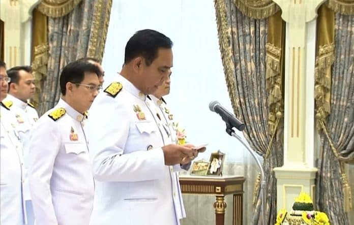 Prayuth's Royal Oath Debate to Go Ahead Despite Court Dismissal