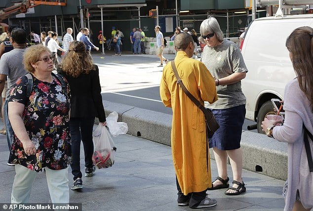 Scamming MONKS are revealed on social media