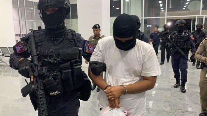 Third Bangkok Bombing Suspect Arrested
