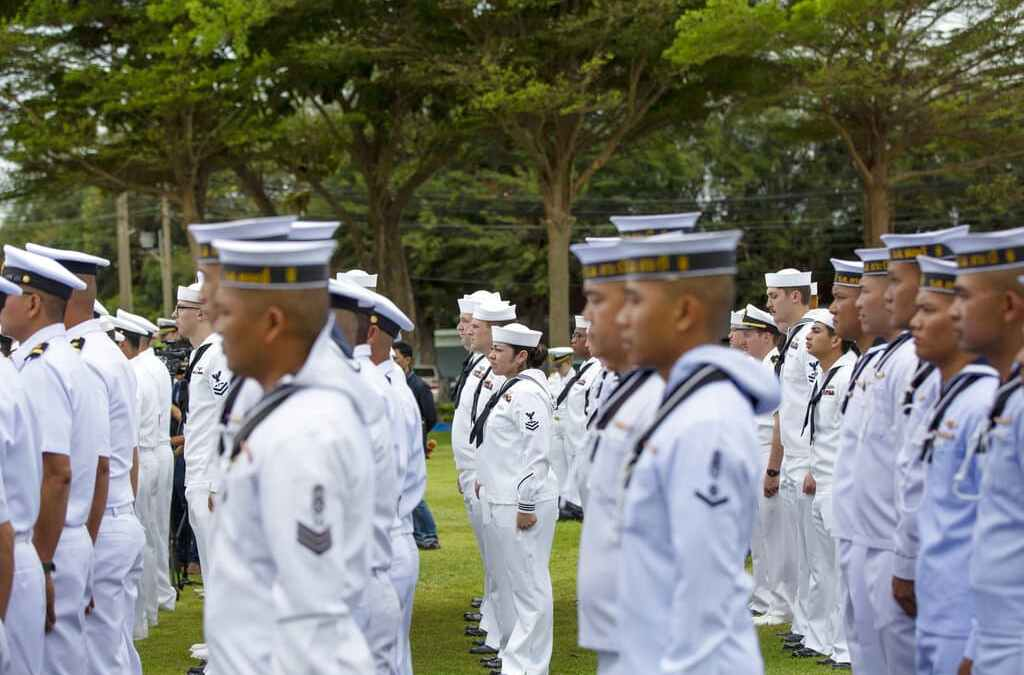 US Promotes Free and Open Indo-Pacific at Naval Exercise in Sattahip