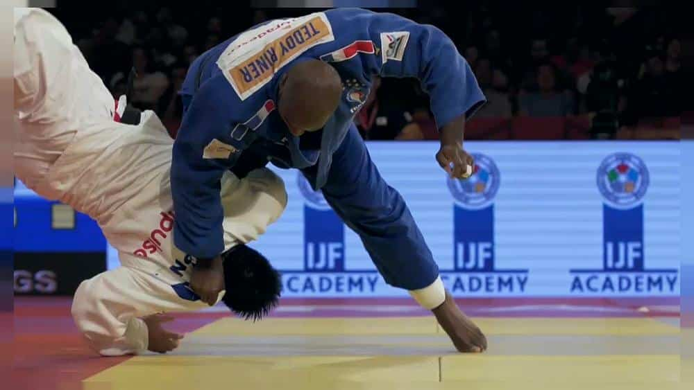 Brazil Judo Grand Slam: Main focus was on Teddy Riner of France