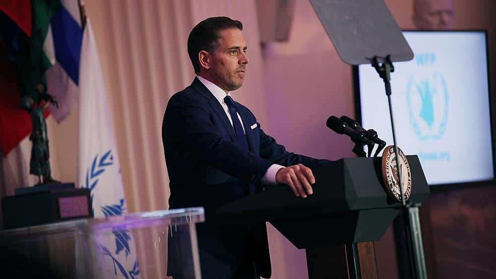Hunter Biden to step down from Chinese-backed firm, will forgo foreign business if dad is elected