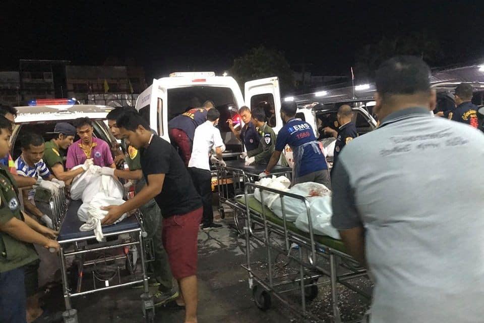 Fourteen killed in Yala shooting