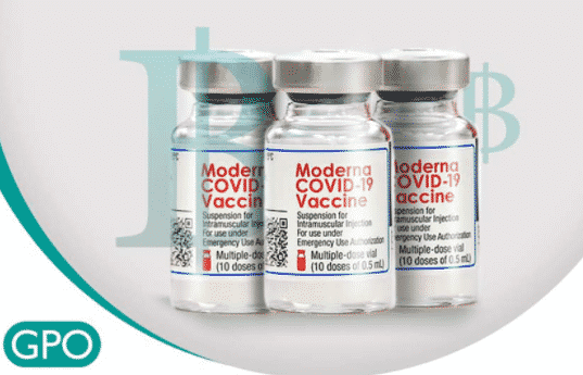 The Moderna vaccines will selectively allocated Association Thai Private Hospitals