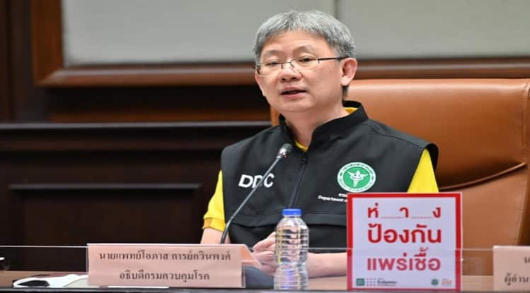 Opposition MP sues Thai government over failed purchase of AstraZeneca