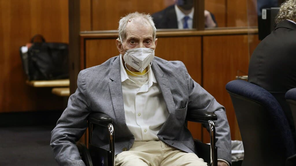 Millionaire found guilty murder slipping while recording TV