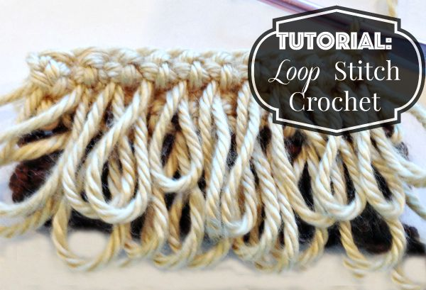 Loop Stitch Crochet by Pattern-Paradise.com